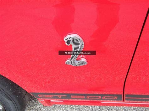 2018 Shelby Cobra Gt500 Mustang 5 8 Litre Dohc All