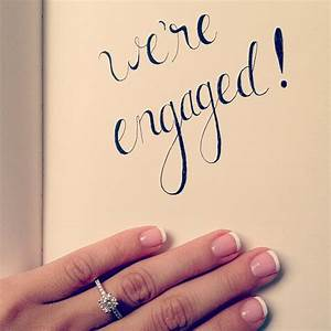13 of the Best Engagement Announcements on Instagram