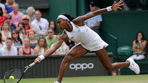 Paris — it was the first grand slam singles quarterfinal match for both coco gauff and barbora krejcikova and, frankly, you could tell. Coco Gauff, 15, avoids 2 match points in Centre Court win ...