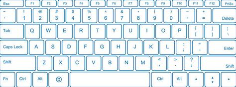Keyboard Clipart