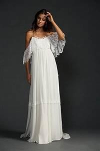 Greek Style Boho Bohemian Wedding Dresses Spaghetti Straps ...