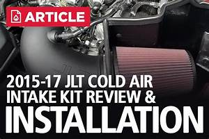 Mustang Jlt Cold Air Intake Install