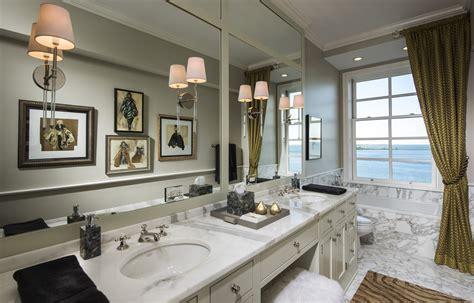 Badezimmer Klassisch Modern by A Classic Modern Home In Chicago News Events