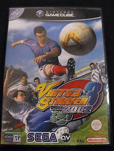 Virtua Striker 3 Ver 2002 Gamecube