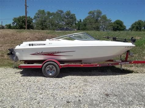 Deck Boats For Sale In Kansas by Glastron Boats For Sale In Kansas