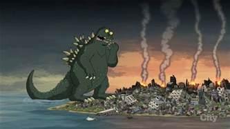 Halloween Monster List by Godzilla Family Guy Wiki Fandom Powered By Wikia