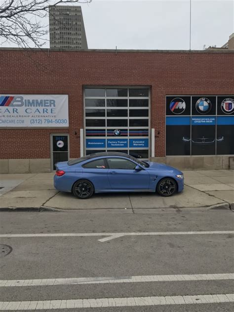 Bmw Repair Chicago by Bmw Repair By Bimmer Car Care In Chicago Il Bimmershops