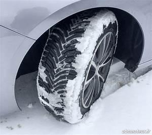 Pneu Michelin Crossclimate : le michelin crossclimate l 39 essai sur neige mouill et sec ~ Medecine-chirurgie-esthetiques.com Avis de Voitures