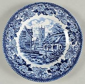 Merry Old England : british anchor merrie olde england country inn colored collector plate on popscreen ~ Fotosdekora.club Haus und Dekorationen