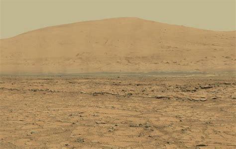 billion pixel panorama  curiosity rover brings mars