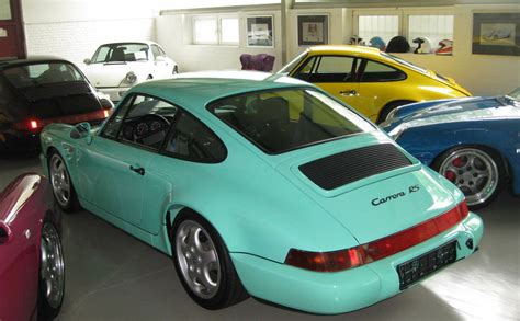 porsche mint green mint green sure looks tasty rennlist porsche