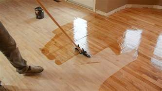 hardwood floor refinishing by trial and error youtube