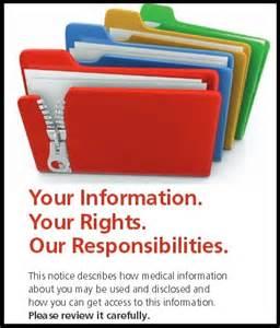 HIPAA Privacy Notice Sample