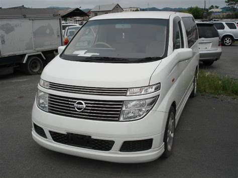 Nissan Elgrand Photo by 2004 Nissan Elgrand Pictures 3 5l Gasoline Automatic