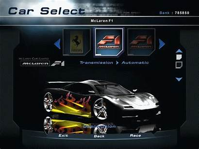F1 Pursuit Speed Need Mclaren Redline Nfscars