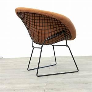Bertoia Diamond Chair : vintage diamond chair by harry bertoia for knoll 1970s for sale at pamono ~ A.2002-acura-tl-radio.info Haus und Dekorationen