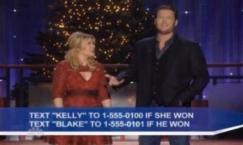 blake shelton xmas album kelly clarkson blake shelton quot a new kid in town quot video