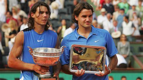 Roger Federer v. Rafael Nadal: The Five Best Matches | ATP Tour | Tennis