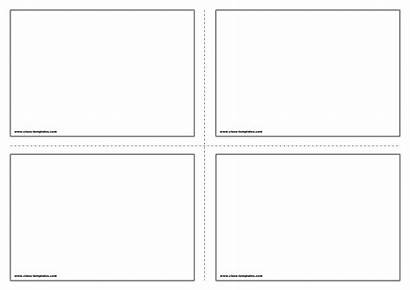 Template Flashcard Vocabulary Allbusinesstemplates Templates