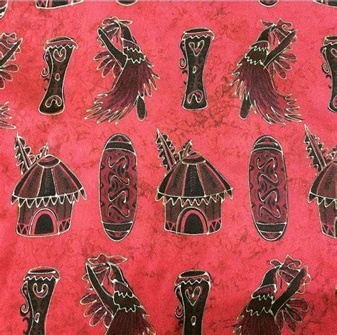 honai pattern papua tribal home batik papua indonesia