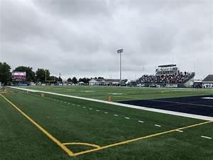 drass field at d miller stadium wesley wolverines