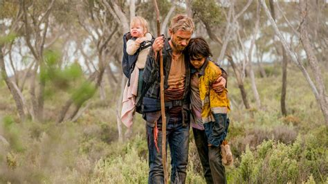 survival cargo movies martin freeman wilderness living