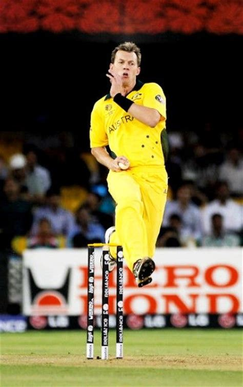 brett lee height weight age biography wife