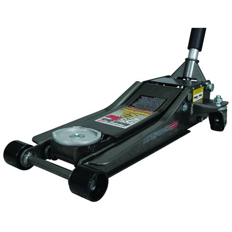 floor jack with rapid pump 174 2 5 ton heavy duty steel