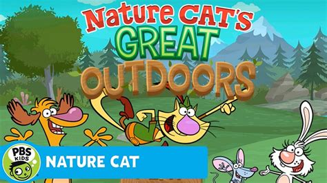 explore  outdoors  nature cats great outdoors app