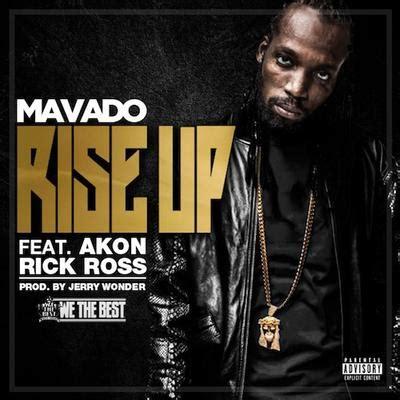 Mavado  Rise Up Ft Akon & Rick Ross Lyrics