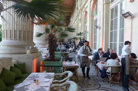 cuisine maquereau mini palais au grand palais restaurant 8e un
