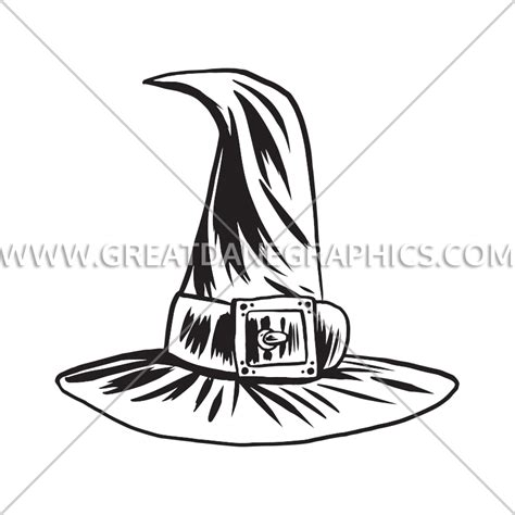 witch hat drawing  getdrawings