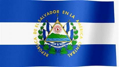 Salvador El Flag Waving Arms Coat Country