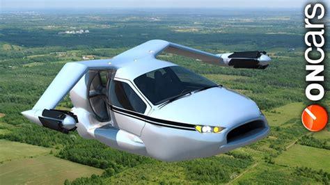 Terrafugia Tfx Flying Car Car Announced Youtube