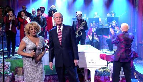 "Watch A Supercut Of Darlene Love Singing ""christmas (baby"