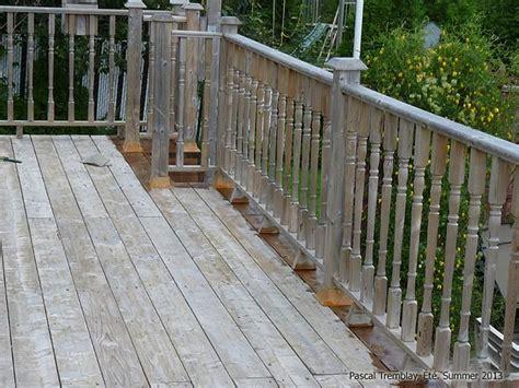 nivrem teindre patio bois traite neuf diverses id 233 es de conception de patio en bois pour