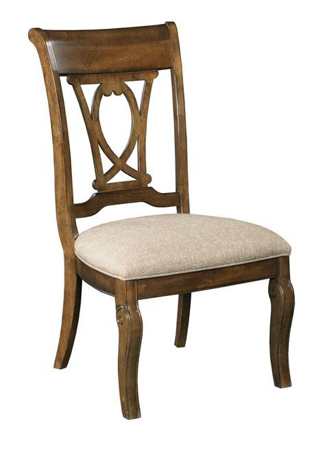 kincaid furniture portolone traditional solid wood harp
