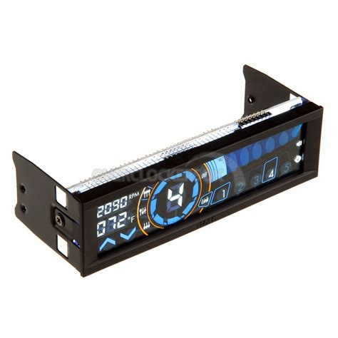 Best Computer Fan Controller by Nzxt Sentry 3 Touch Screen Fan Ocuk