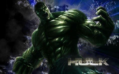 The Incredible Hulk Wallpapers