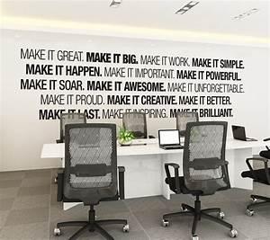 Office Wall Art - Moonwallstickers com