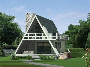 Grantview a frame home plan 008d 0139 house plans and more for A frame home design plans