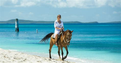riding horseback puerto rico beach things