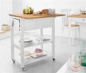 Kuchen arbeits servierwagen online bestellen bei tchibo 351161 for Küchen servierwagen