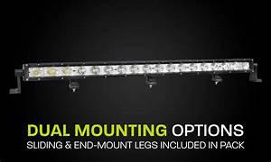 Xd Series 32 U0026quot  Single Row Led Light Bar  Xds440