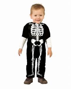 Grusel Kostüm Kinder : skeleton babykost m f r die jungen grusel fans karneval ~ Lizthompson.info Haus und Dekorationen