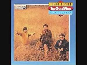 No Sugar Tonight/New Mother Nature By The Guess Who ...