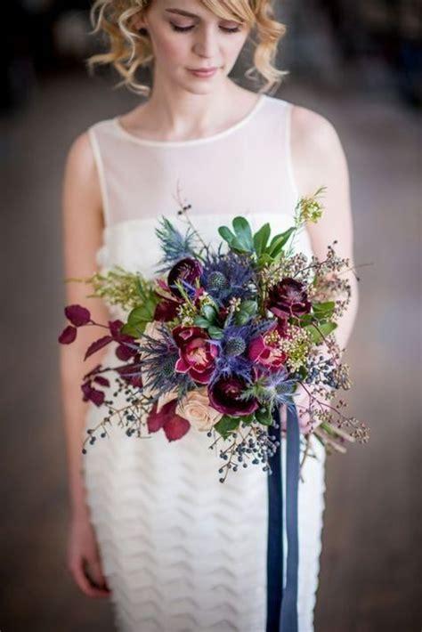 70 Bold Jewel Tone Wedding Ideas Wedding Bouquets Fall