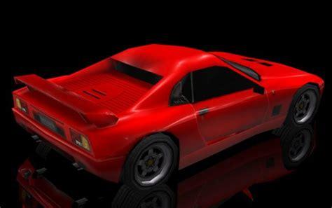 1986 leistung kw ( ps ) ; IGCD.net: Ferrari F355 in Sega GT