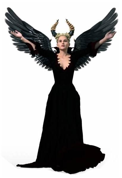 Angel Dark Transparent Angels Deviantart Amour Fantasy