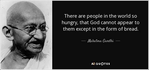 mahatma gandhi quote   people   world